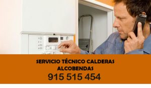 servicio tecnico oficial alcobendas